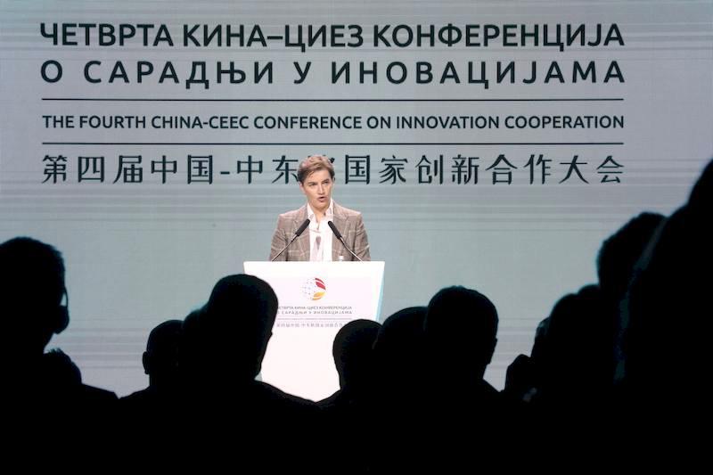 Ana Brnabić, China CEEC Conference Held
