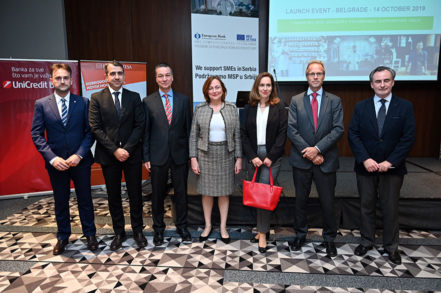 EBRD and EU boost competitiveness of Serbian firms Zsuzsanna Hargitai