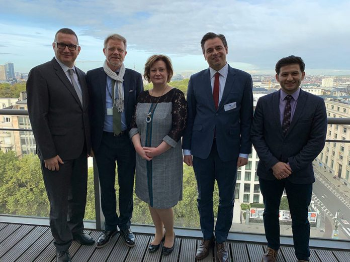 FIC Serbia conducted the 6th visit to the EU institutions in Brussels 2019