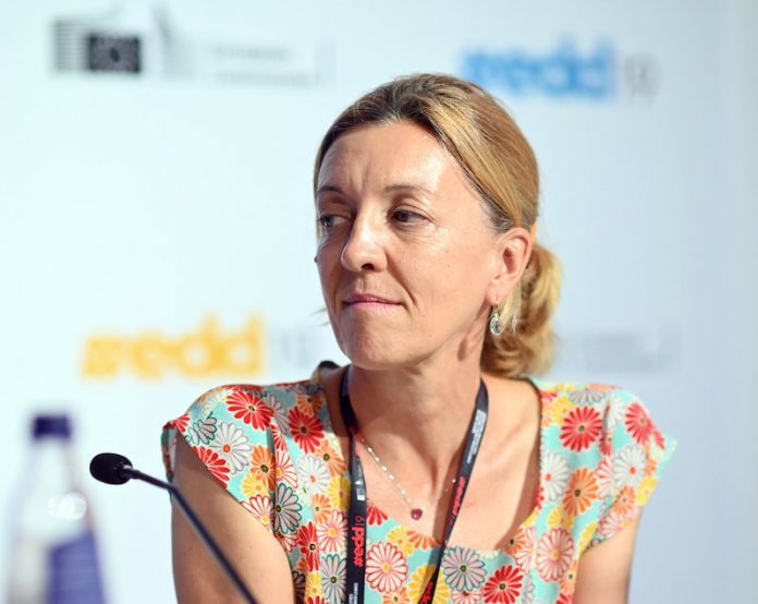 Françoise Jacob, UN Resident Coordinator in Serbia
