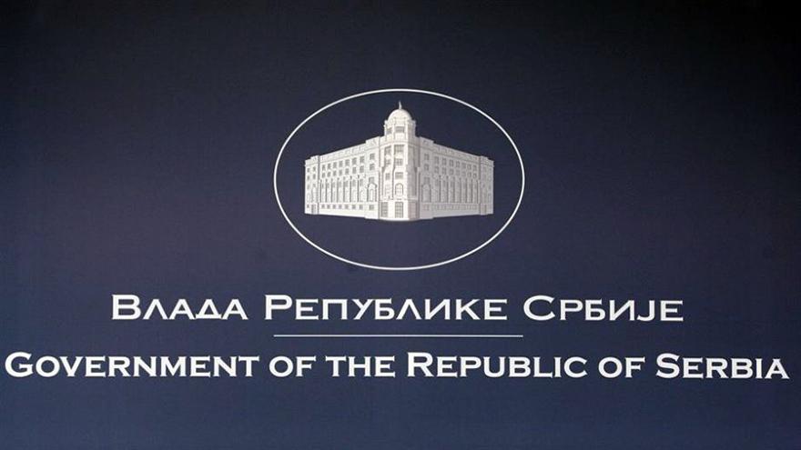 Government of the Republic of Serbia Vlada Republike Srbije logo