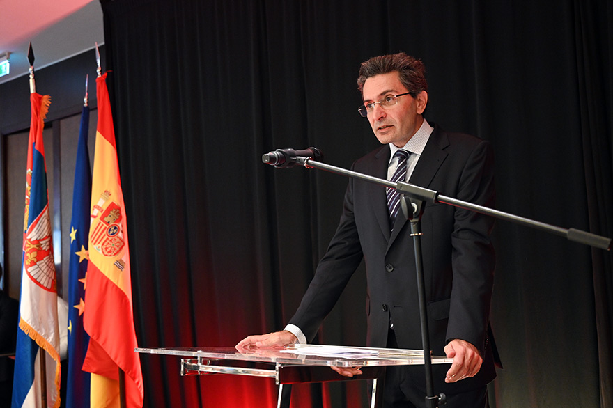 National Day of Spain 2019 Raúl Bartolomé Molina