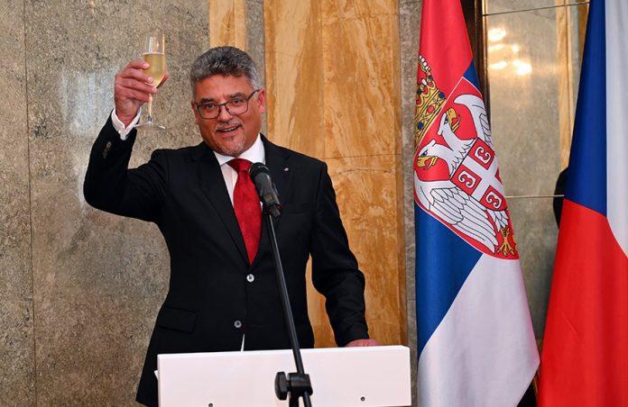 National Day of the Czech Republic Tomáš Kuchta