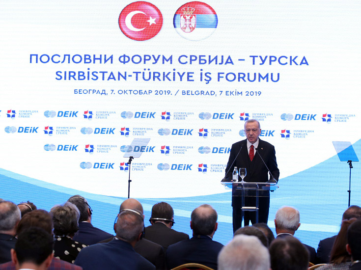 Turkey Serbia Business Forum 2019