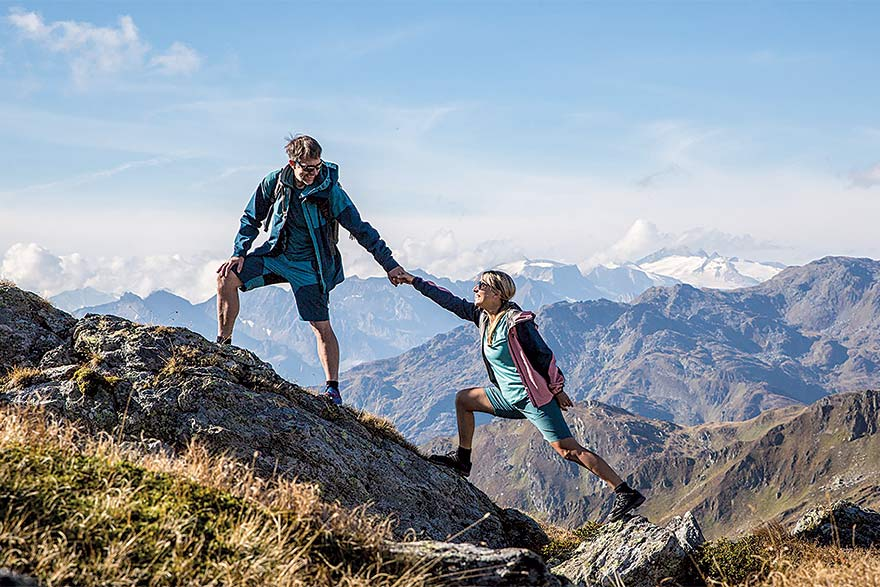 Austria Tourism Hiking