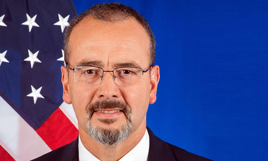 US Ambassador to Serbia Anthony Godfrey