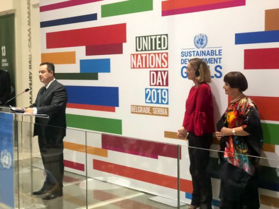 United Nations Day Marked 2019 Ivica Dacic