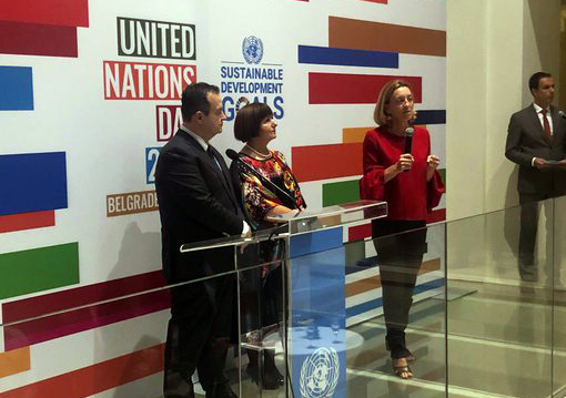 United Nations Day Marked 2019 Francois Jacob