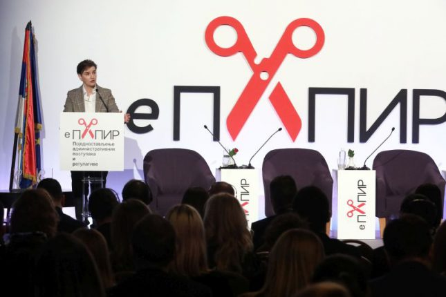 e-Paper from counters to digital transformation Ana Brnabic
