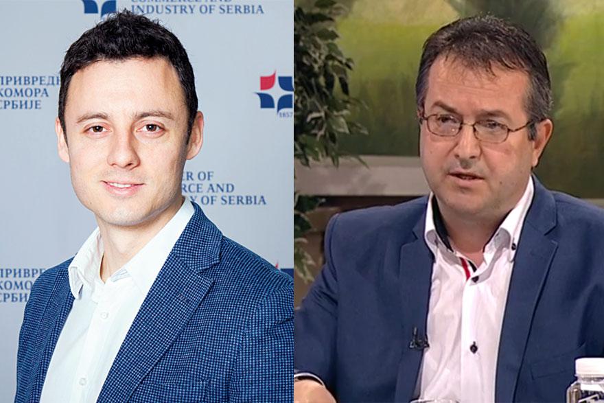 Real Estate in Serbia, Đorđe Andrić and Milić Đoković