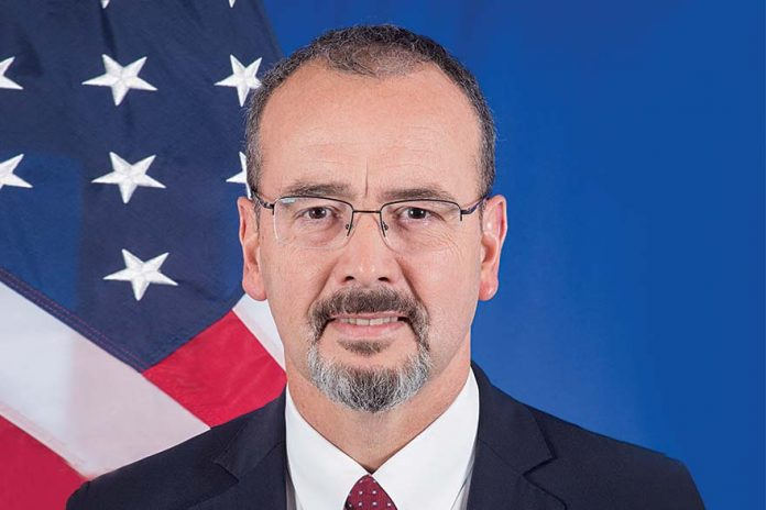 Anthony F. Godfrey, U.S. Ambassador to Serbia