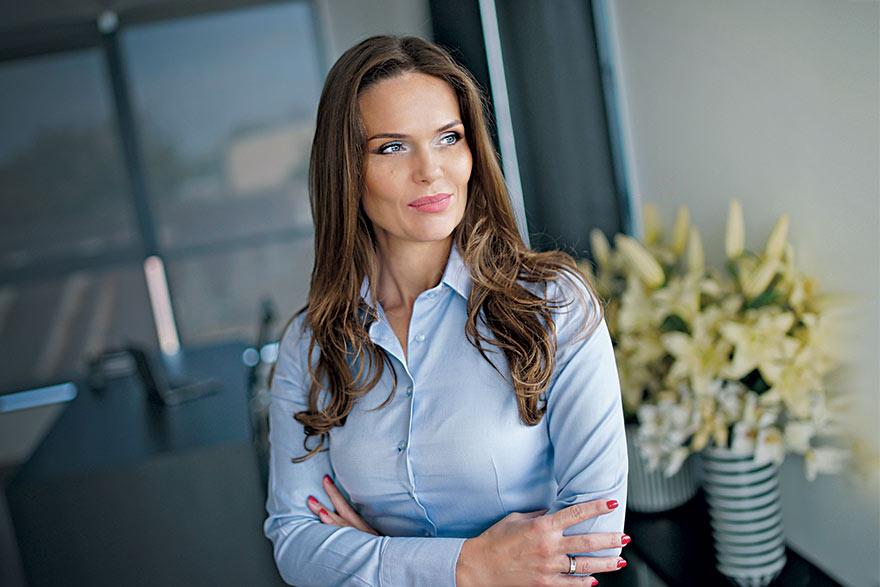 Bojana Rudović, Marketing Director at Bekament