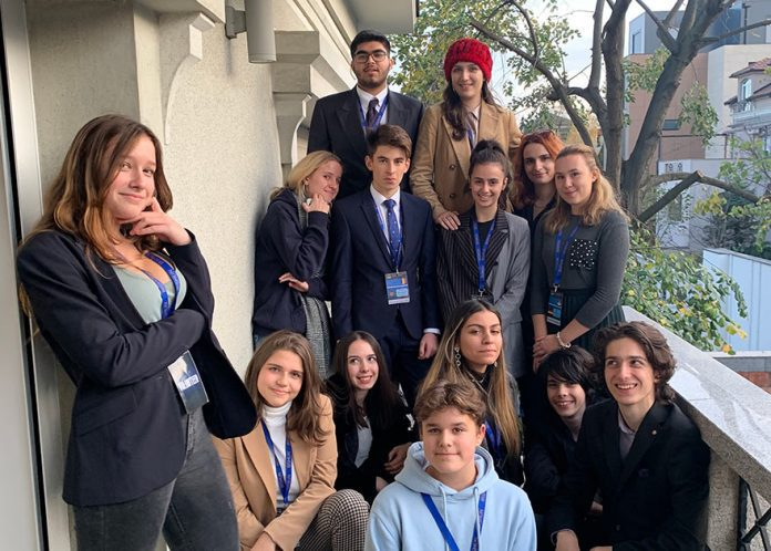 British International School Model United Nations Conference 2019