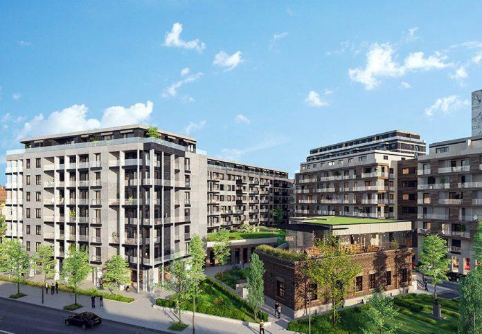 Deka Inzenjering Novi Dorćol Residential