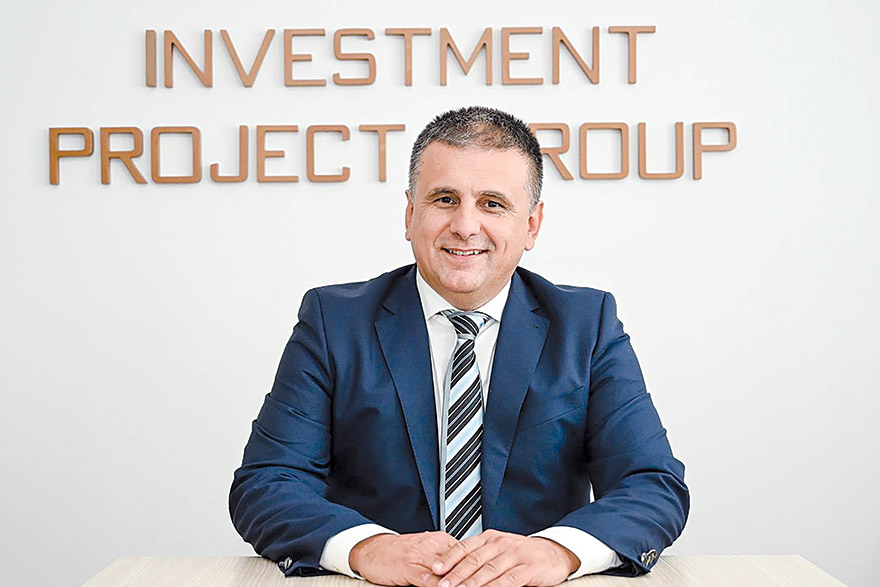 Duško Belović, IPG Investment