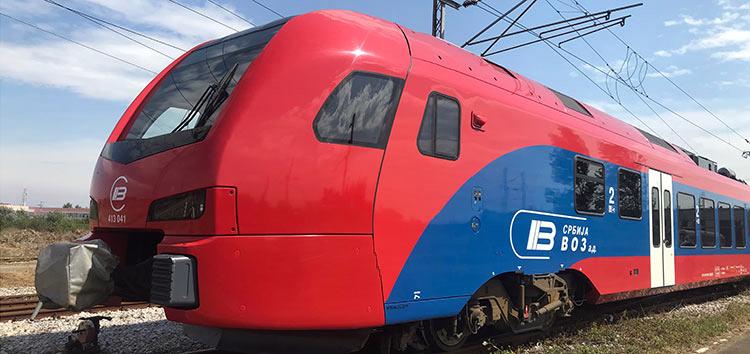 EBRD lends €100m to Srbija Voz to buy new trains