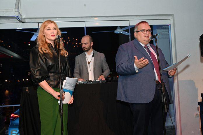 Sanja Ivanjic Dragoljub Damijanovic French Week 2019