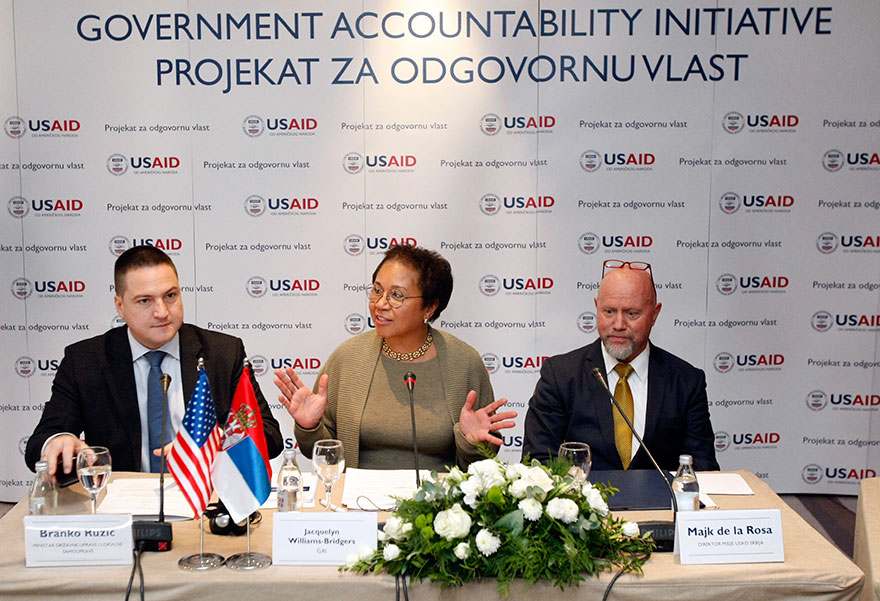 USAID Partners With Six Additional Local Governments To Bolster Anti-corruption Efforts Branko Ruzic Mike de la Rosa