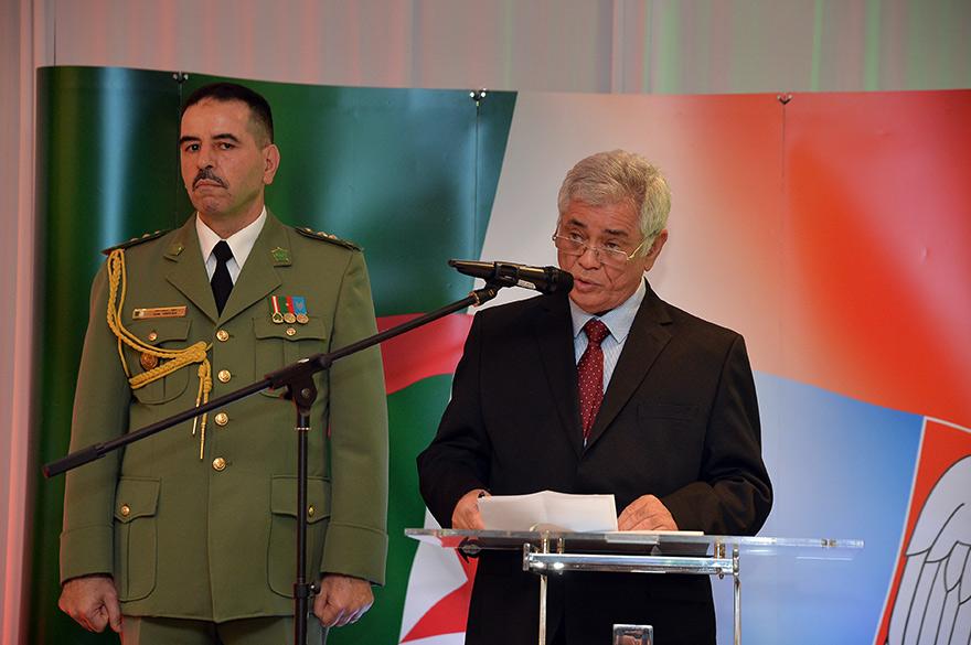 National Day of Algeria 2019 Abdelhamid Chebchoub