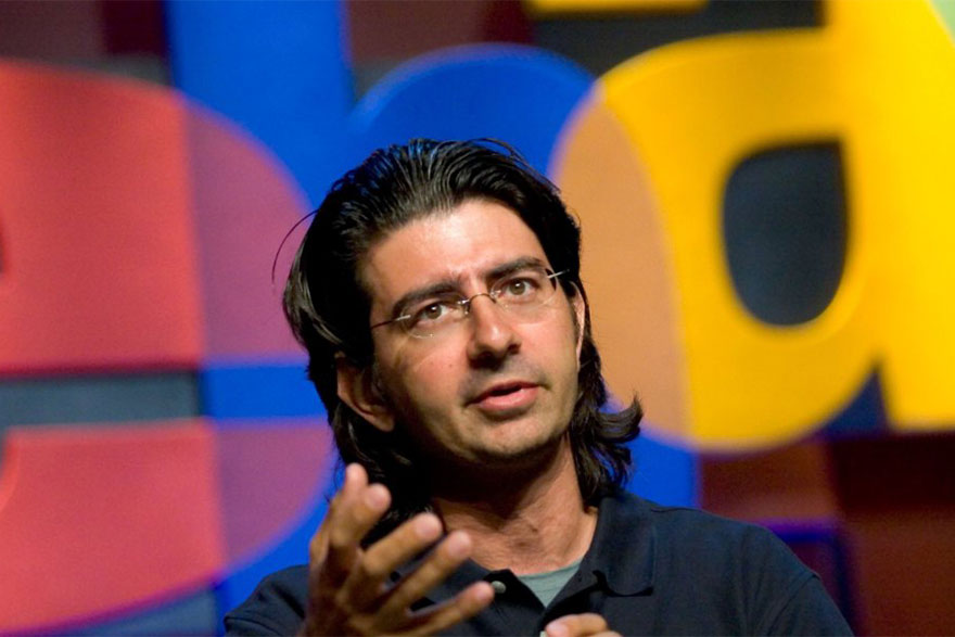 Image result for pierre omidyar