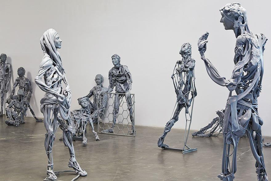 Polish Contemporary Art Pawel Althamer The Neighbors