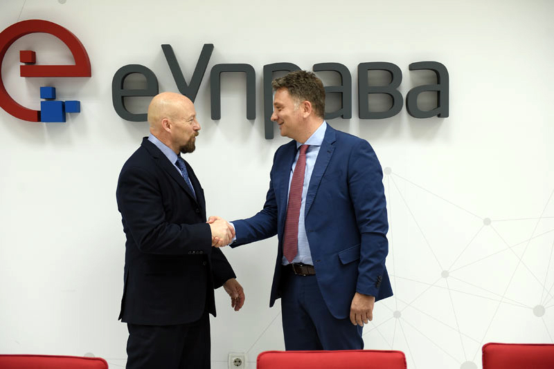 Serbia and the US exchange experiences in information security Mihailo Jovanovic