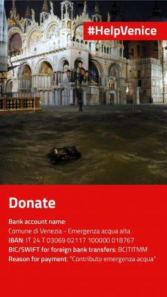 Help Venice