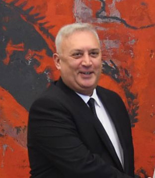 Yorgos Diacofotaki Ambassador of Greece to Serbia