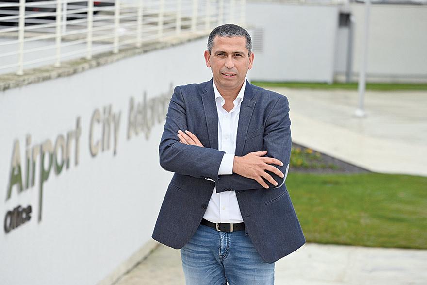 Adir El Al, CEO AFI Europe Serbia