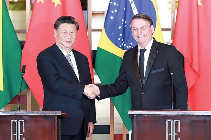 China to Invest $100bln in Brazil