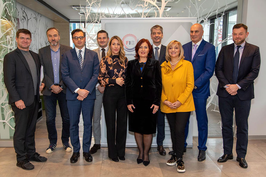 FIC New Managing Board 2019