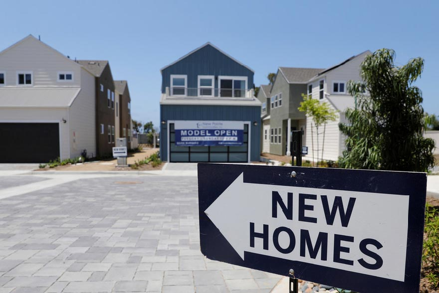 Home sales will drop in 2020