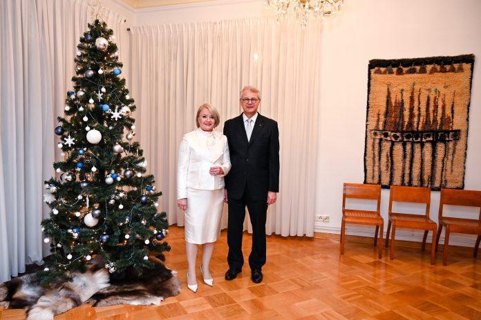 Independence Day of Finland Ambassador Kimmo Lähdevirta