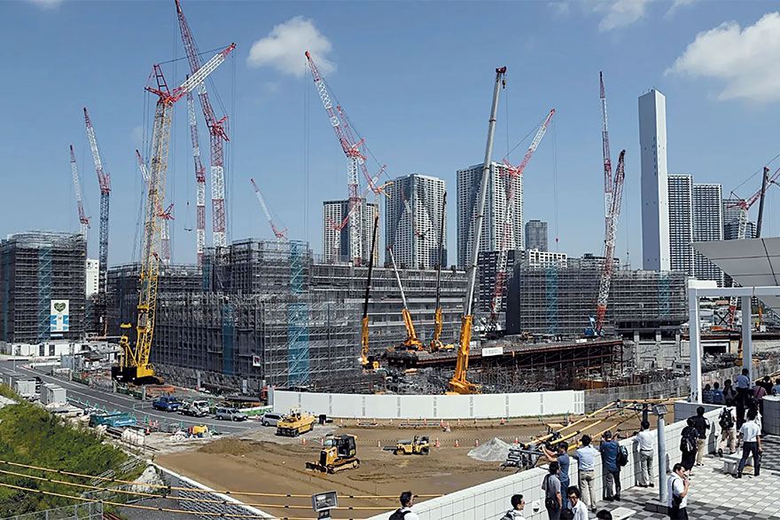 Japan The stimulus package of $120bn to bolster the economy