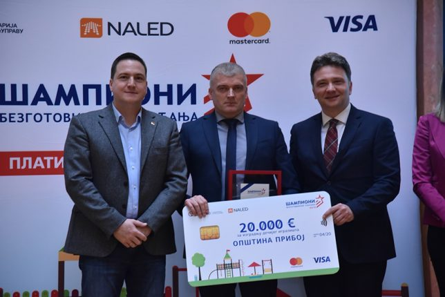 Branko Ruzic Mihailo Jovanovic Naled Priboj Cashless
