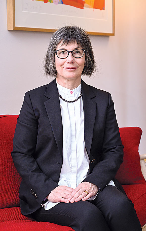 H.E. Sian Christina Macleod, UK Ambassador to Serbia