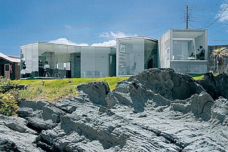 THE O HOUSE, JAPAN