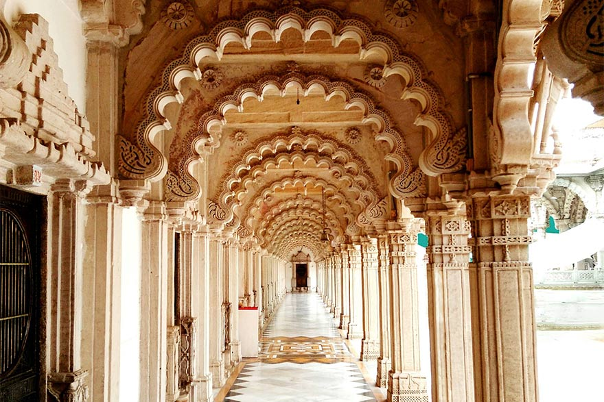 india Flavours of Amdavad