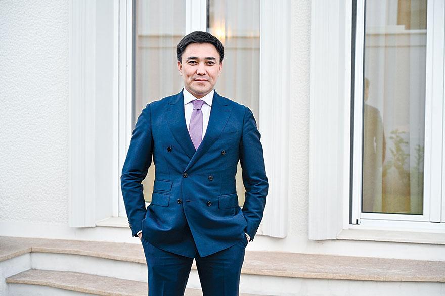 H.E. Mr. Gabit Syzdykbekov, Ambassador of Kazakhstan to Serbia