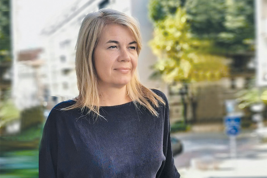 Marina Grihović, Founder and Director of PR and Media Consulting Agency Headline and Digital Communications Agency DKIT