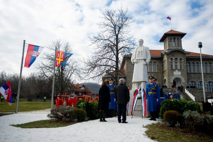 Statehood Day of Serbia Marked 2020