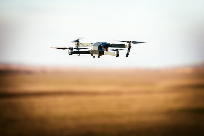 Telenor 5G drone