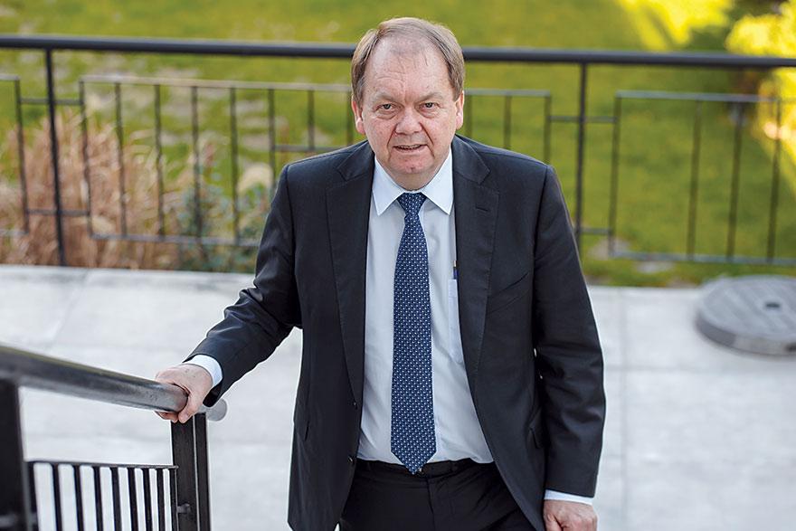 Anders Christian Hougard Ambassador Denmark to Serbia