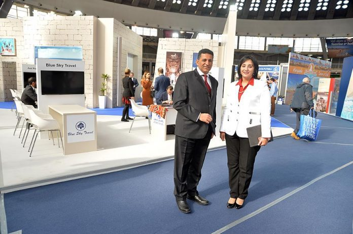 Egypt A Guest of Honour At The Tourism Fair 2020 Amr Aljowaily