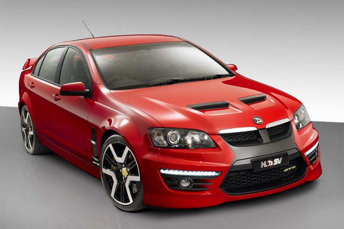 Holden General Motors