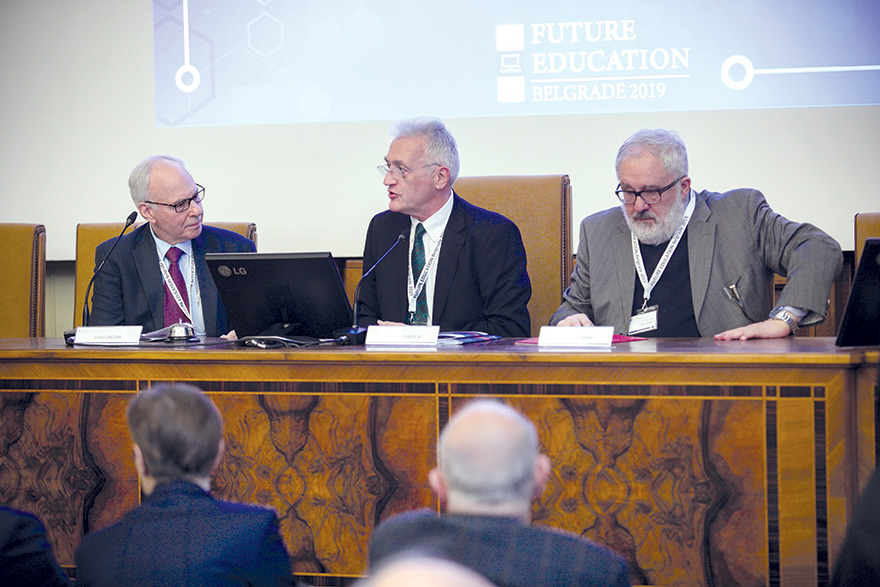 The Fourth international Conference on Future Education