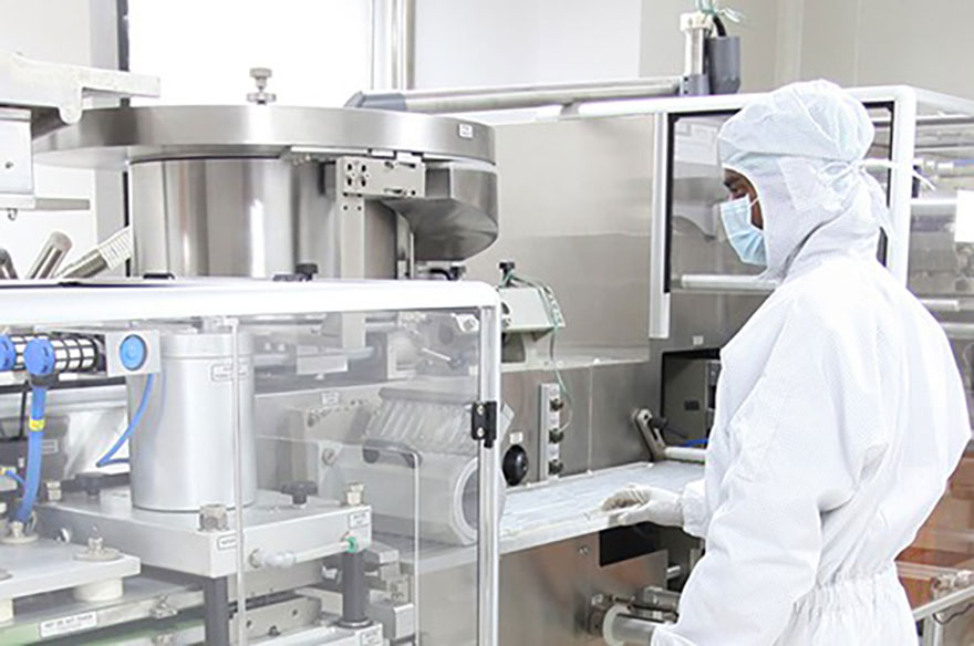 India From Importer To Exporter food laboratory