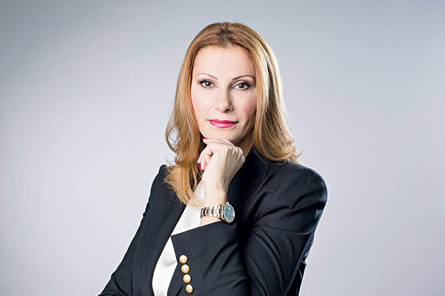 Jelena Galić, AIK Banka CEO