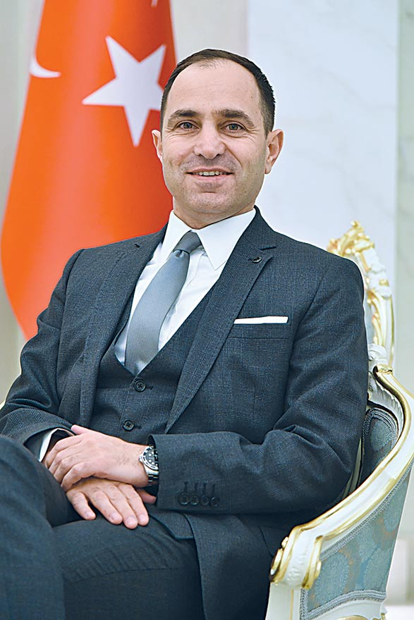 Tanju Bilgiç Ambassador of Turkey to Serbia