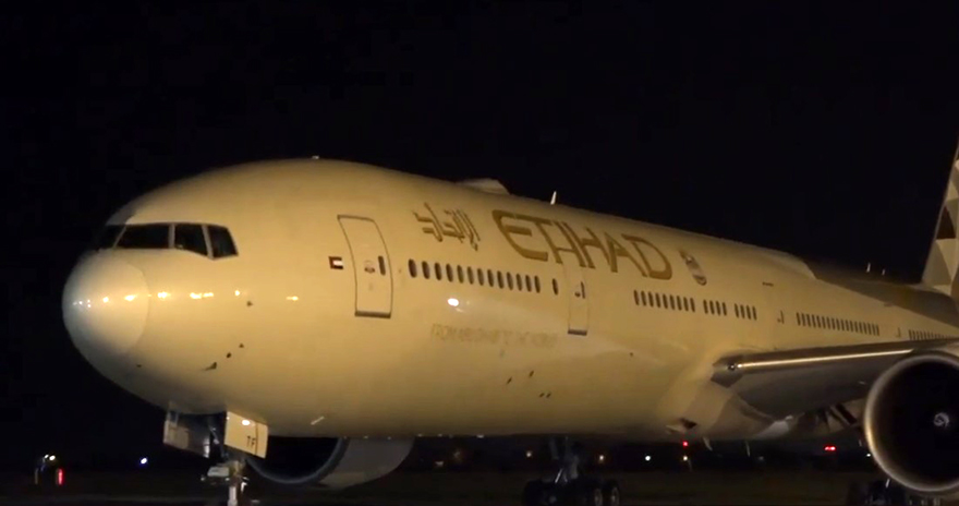Plane from the UAE with medical aid arrived in Serbia
